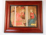 Annunciation 8x10 Mahogany Framed Print