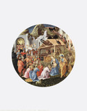 Adoration of the Magi by Fra Angelico: Fine Art Print