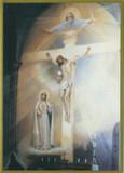 Last Vision of Fatima: Fine Art Print