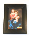 Virgin with Child (Murillo) 6x10 Framed Print