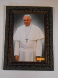 Pope Francis 8x12 Framed Print