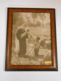 Gift of the Shepherd 11x14 Framed Print