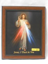 Divine Mercy 8x10 Simply Framed Print