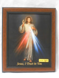 Divine Mercy 8x10 Simply Framed Print