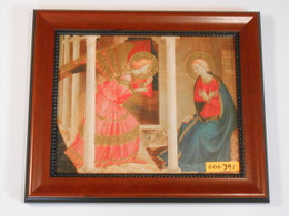 Annunciation 8x10 Simply Framed Print