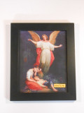 Guardian Angel 8x10 Black Framed Print
