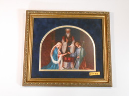 Marriage of Joseph and Mary 11x12 Framed Print