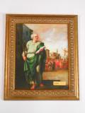 St. Matthias 8x10 Gold Framed Print
