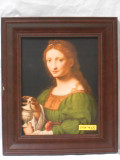 St. Mary Magdalene 8x10 Mahogany Framed Print