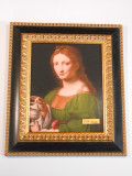 St. Mary Magdalene 8x10 Black & Gold Framed Print