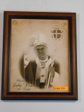 """Blessed"" John Paul the Great 8x10 Framed Print"