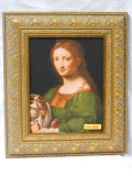 St. Mary Magdalene 8x10 Ornate-Gold Framed Print