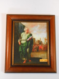 St. Matthias 8x10 Brown Framed Print