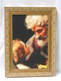 St. Matthew 8x12 Elegant Framed Print