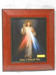 Divine Mercy 8x10 Simple-Framed Print