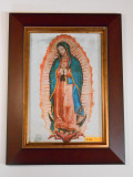 Our Lady of Guadalupe 8x12 Simple Framed Print