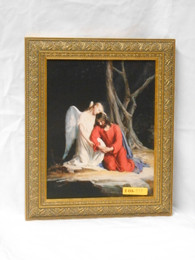 Agony in the Garden 8x10 Golden Framed Print