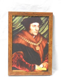 St. Thomas More 8x12 Wooden Framed Print