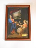 Annunciation by Barocci 8x11 Framed Print