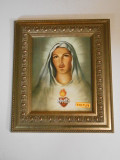Traditional Immaculate Heart 8x10 Framed Print