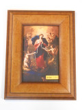 Mary Undoer of Knots 5x8 Large Framed Print