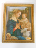 Virgin with Child (Lippi) 12x16 Framed Print