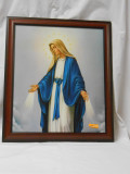 Our Lady of Grace 17x20 Dark-Framed Print