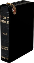 New American Bible Revised Edition - Black Compact Edition