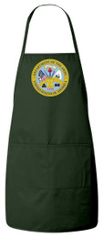 Army Apron (Green)