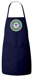 Coast Guard Apron (Navy)