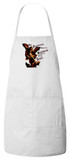 St. Michael Apron (White)