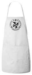 Dominican Apron (White)