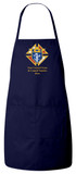 Knights of Columbus Apron (Navy)
