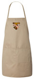 Franciscan Crest Apron (Natural)