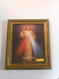 Divine Mercy 8x10 Ornate Framed Print