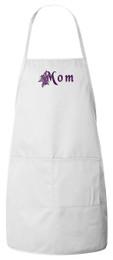 Mom Apron (White)