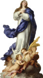 Immaculate Conception Lifesize Standee