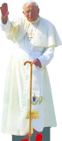 Pope Saint John Paul II Lifesize Standee