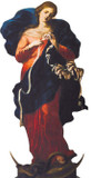 Mary Undoer of Knots Lifesize Standee