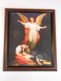 Guardian Angel 11x13 Framed Print
