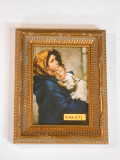 Madonna of the Streets 5x7 Ornate Framed Print