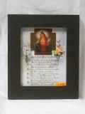 House Blessing 7x9 Framed Print