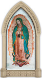 Our Lady of Guadalupe House Blessing Threshold Hanger