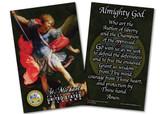 St. Michael Army Prayer Card