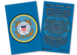 Coast Guard Prayer Card