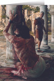 Scourging at the Pillar (Jenicke) Greeting Card