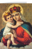 Our Lady of Good Remedy Greeting Card
