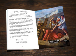 The Stations of the Cross of St. Francis of Assisi Booklet
