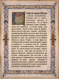 Latin Nicene Creed Poster