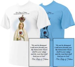 Fatima 100 Year Anniversary T-Shirt